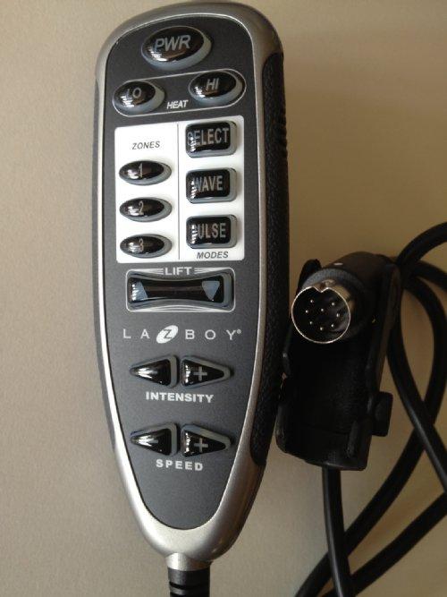 La Z Boy Model 11540 Hand Control 6 Vibe And Heat