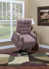 Med-Lift Lift Chair Model 1553 Petite