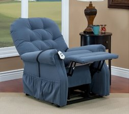 Med-Lift Lift Chair Model 2553W Wide