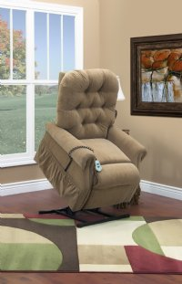 Med-Lift Lift Chair Model 2553 Luxury