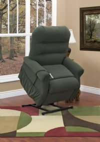 Med-Lift Lift Chair Model 3053W Wide