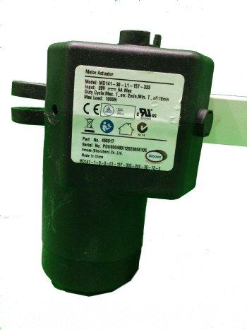Buy acdelco 19207406 headlight actuator motor shop every for Okin jldq 11 motor