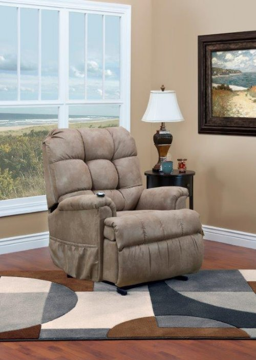 Med-Lift Lift Chair 5555P Petite Full Sleeper