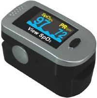 AIRIAL DELUXE OLED PULSE OXIMETER