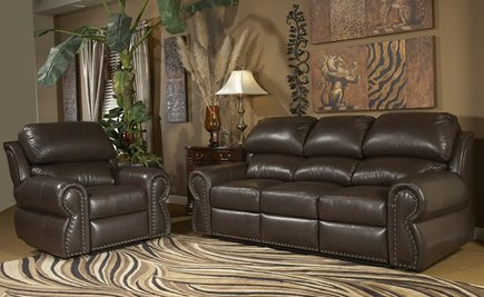 OMNIA Leather Furniture