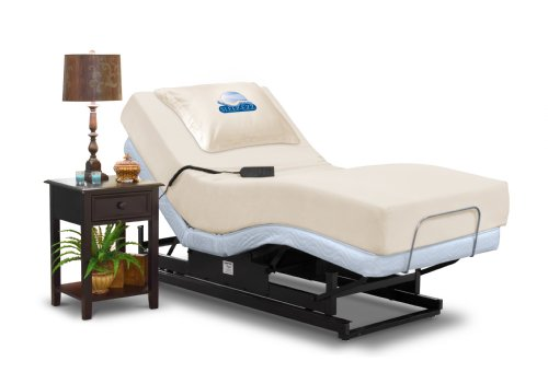 Ecstacy Latex Adjustable Bed Full