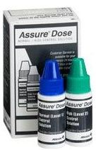 Assure Dose High / Normal Control Solution