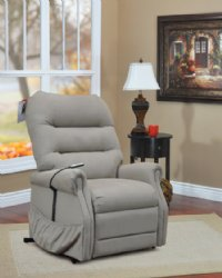 Med-Lift Lift Chair Model 3555 w/ chaise pad