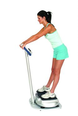 K1 Platinum Vibration Exercise Machine