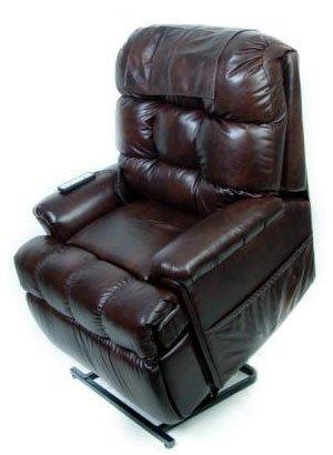 6b9feb5ddcfea Infinite Position Full Sleeper Lift Chair w/ Memory Foam