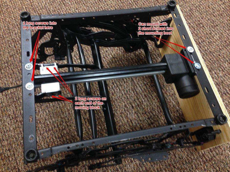 Limoss Md141 Power Recline Motor Actuator