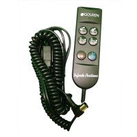 6 Button Golden Hand Control  ZK756HCL