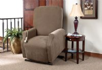Slip Cover For Lift Chair - Taupe