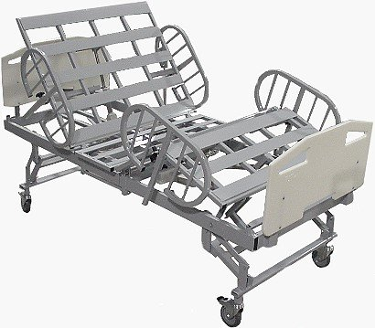 Tel Titan 5400 54 Quot Bariatric Bed With Mattress