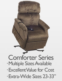 Comforter Series Lift Chairs