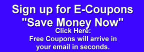 Save Money With E-Coupons Right Now!