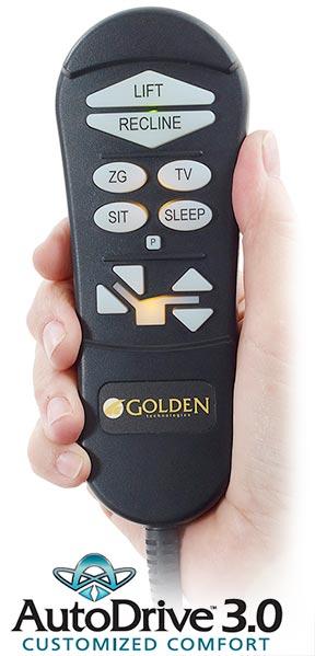 Golden AutoDrive 3.0 Hand Control