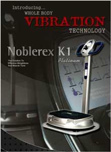 k1 whole vibration machine