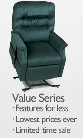 Value Series Lift Chairs